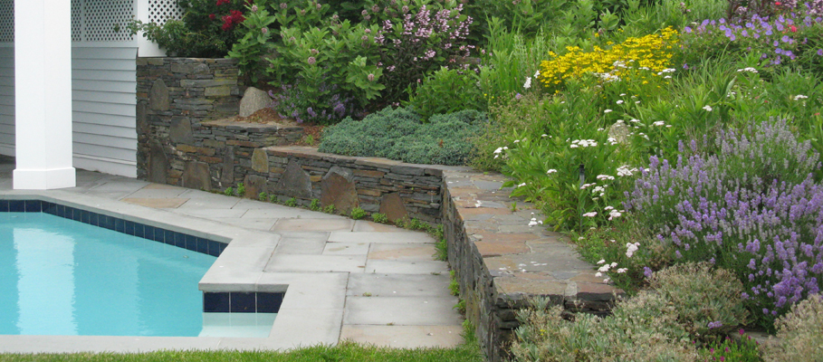 Cape Cod Garden Design - Landscape Design Elements - Joyce K. Williams