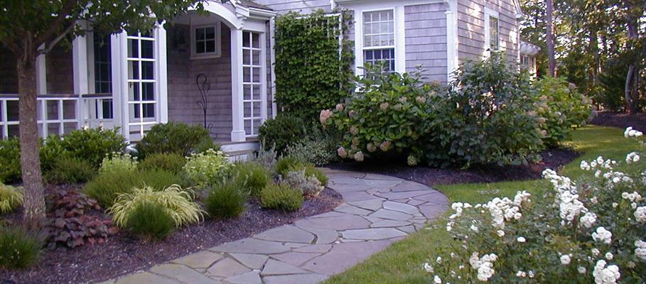 Chatham Landscape Design - Custom Landscape Projects - Joyce K. Williams