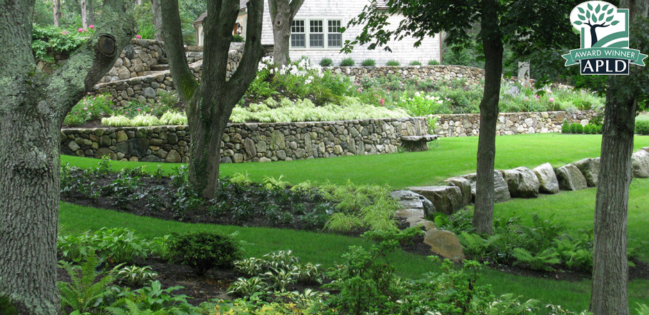Joyce K. Williams Landscape Design - Chatham, Cape Cod, MA